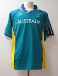 Polo shirt, Australian team uniform, 2001 East Asian Games, Osaka