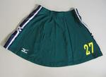 Hockey skirt, Australian team uniform, 2001 East Asian Games, Osaka