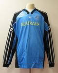 Goaltender's jumper, Australian team uniform, 2001 East Asian Games, Osaka