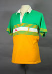 Polo shirt, Australia III team uniform c1987