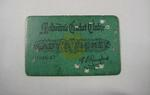 Melbourne Cricket Club Lady Membership Ticket, 1946/47