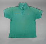 Polo shirt worn by Will Baillieu on Australia II, America's Cup, 1983