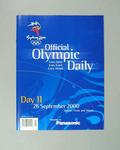 Programme, Sydney 2000 Olympic Games - Day 11
