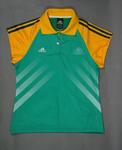 Shirt worn by Sarah Fitz-Gerald, 2002 Commonwealth Games Squash Gold Medalist