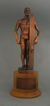 Trophy awarded to Rosemary Margan as Women's Overall Champion, Australian Water Ski Association National Championships, 1962
