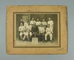 Photograph of East Brunswick Junior Cricket Club, 1922-23
