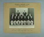 Photograph of Fitzroy Cricket Club, 1953-54