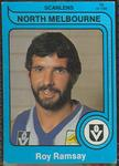 1980 Scanlens (Scanlens) Australian Football Roy Ramsay Trade Card