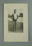 Postcard, image of Frank Holborow