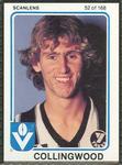 1981 Scanlens (Scanlens) Australian Football Peter Daicos Trade Card