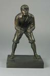 Statuette, The Gloved Keeper c1900