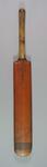 Cricket bat presented to William Bruce, highest score in Australia v England Test match - 1892