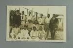 Postcard, image of Melbourne YMCA cricket team - 1914
