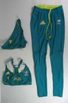 Australian Olympic Team beach volleyball uniform worn by Natalie Cook, 2012