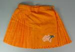 Netball skirt worn by Liz Ellis, International Test series, 1995