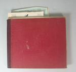 Federal Football League Accounts Book, 1955-1963