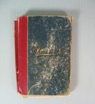 Federal Football League Tribunal Book, 1931-1968.