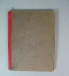 Federal Football League Officials Book, 1954-1957