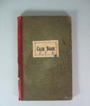 Federal Football League Cash Book, 1925-1943