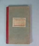 Federal Football League Attendance Book, 1946-1951