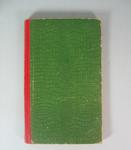 Federal Football League Account Book and Match Results, 1950-1954