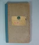 Federal Football League Match Reports Book, 1959-1962