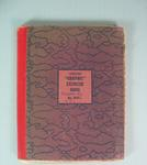 Federal District League Clearance Book, 1962-1972