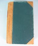 Federal Football League Minute Book, 1964-1974