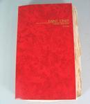 Federal Football League Minute Book, 1975-1979
