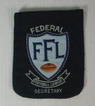 Blazer pocket, Federal Football League Secretary