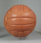 Leather netball, c. 1960s - 1970s