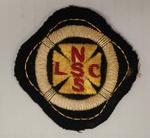 North Steyne Surf Lifesaving Club pocket patch worn by Richmond 'Dick' Eve, c.1907 - 1920s