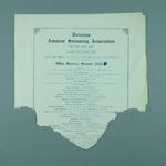 Annual Report of the Victorian Amateur Swimming Association, for season 1934-35