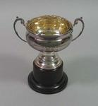Trophy for Kapunda Sports 5 Mile Scratch Race, won by Keith Thurgood