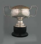 Trophy for Great Northern Athletic & Cycling Club 1 Mile SA Championship, won by Keith Thurgood