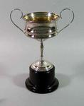Trophy for Burra-Adelaide125 Mile Race 1937, won by Keith Thurgood
