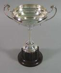Trophy for Waikerie 5 Mile A Class Scratch Race 1938, won by Keith Thurgood