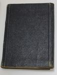 Diary of Albert Broomham during Australaisn Rugby League 1911/12 tour of England