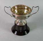 Trophy for Whyalla 75 Mile Race 1939, won by Keith Thurgood