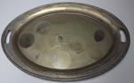 Salver awarded to Roy Park by Wesley College, 1911.