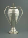 Trophy for South Australian One Mile Cycling Championship 1942, won by Keith Thurgood