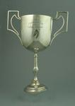 Trophy  - The Corot & Co Cup, 2nd Place Circuit of Albany 3/3/36
