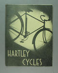 Hartley Cycles catalogue, 1938-39