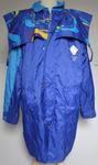 Sydney 2000 Olympic Games Olympic Broadcasting Organisation (SOBO) branded raincoat.