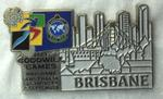 Brisbane 2001 Goodwill Games collector pin.