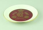 Marylebone Cricket Club commemorative dish/coaster, 1989