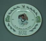 Plate, Sir Richard Hadlee Test career