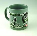 Mug, Lord's Cricket Ground design