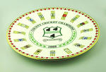 """Plate, """"Worcestershire County Cricket Club - County Cricket Champions 1988"""""""
