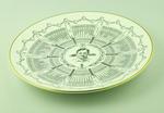 "Plate, ""Sir Leonard Hutton - A Century of Centuries"""